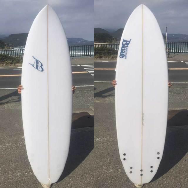 Blue Surfboard ブルーサーフボード ショートボード M-3 5'10/ ショートボード サーフィン