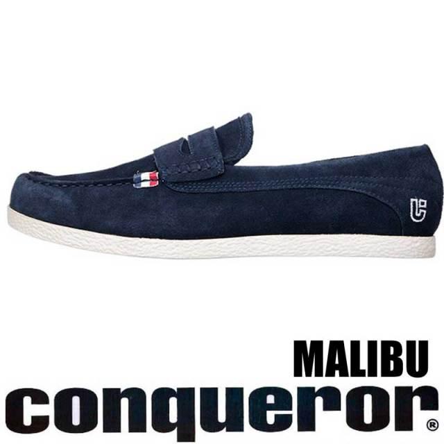 conqueror コンカラーシューズ MALIB SUEDE マリブスウェード