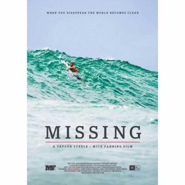 MISSING/サーフィンDVD