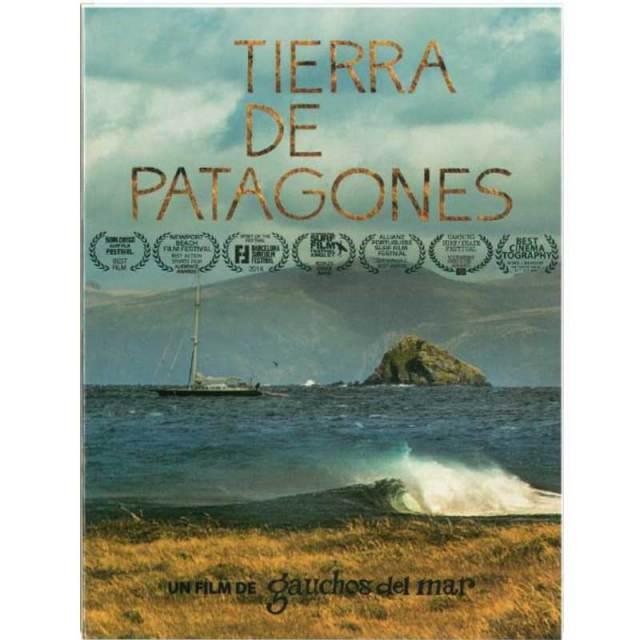 TIRRA DE PATAGONES/サーフィンDVD