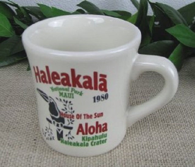 LISALISA リサリサ キネ型マグカップ オウム