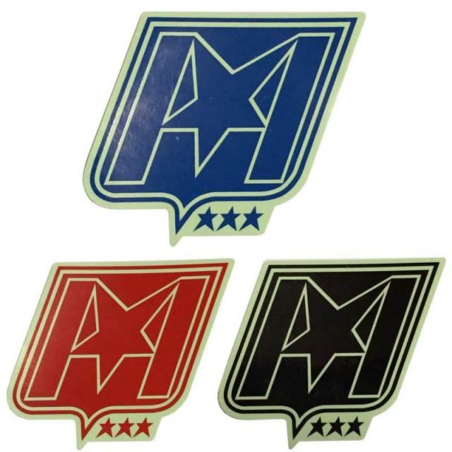 MARINER LOGO STECKER マリーナロゴステッカー カラー3色