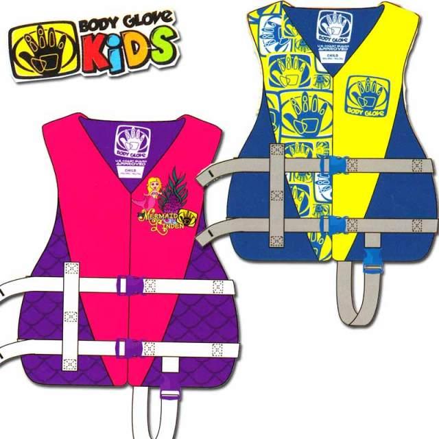 子供用ライフジャケット - Universal PFD Child ボディーグローヴ キッズ