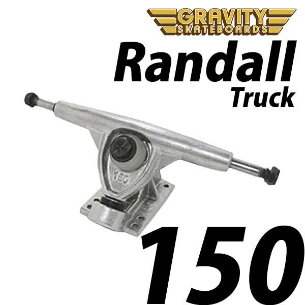 GRAVITY Randall Truck 150 ランダルトラック / グラビティスケートボード サーフスケート サーフィン SK8