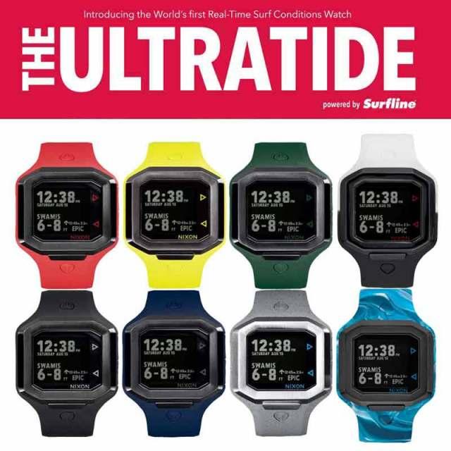 NIXON時計 THE ULTRATIDE ウルトラタイド/ニクソン時計 メンズ腕時計