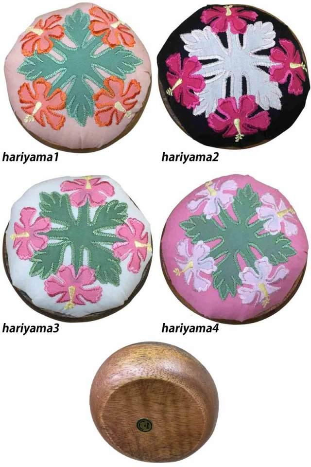 ハワイアンキルト Hawaiian Quilt 針山/針刺し ピンクッション ハワイアン雑貨 インテリア  手芸 裁縫