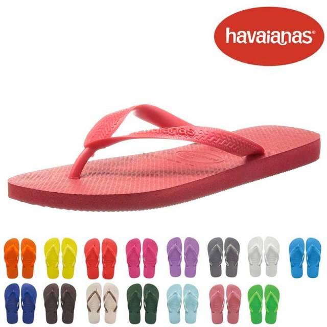 ハワイアナス havaianas ビーチサンダル TOP/ 女性用サンダル レディースサンダル