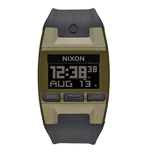 NIXON ニクソン腕時計 NIXON/THE COMP SURPLUS BLACK