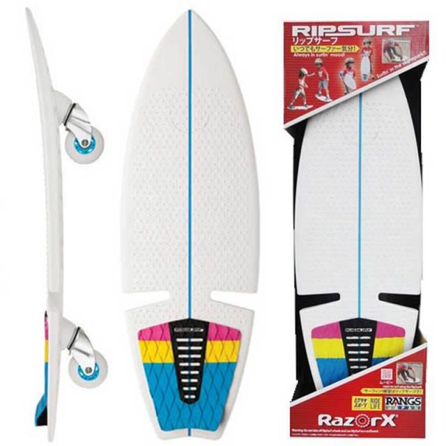 RIPSURF リップサーフ スケートボード/子供用プレゼント 子供用スケートボード