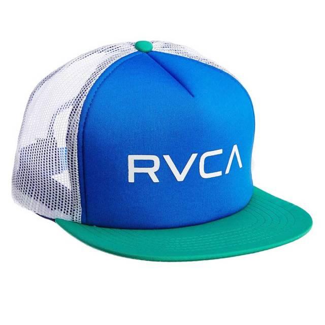 RVCA ルーカ キャップ THE RVCA TRUCKER II AF041-904/帽子 スポーツ ベースボールキャップ サーフィン カジュアル