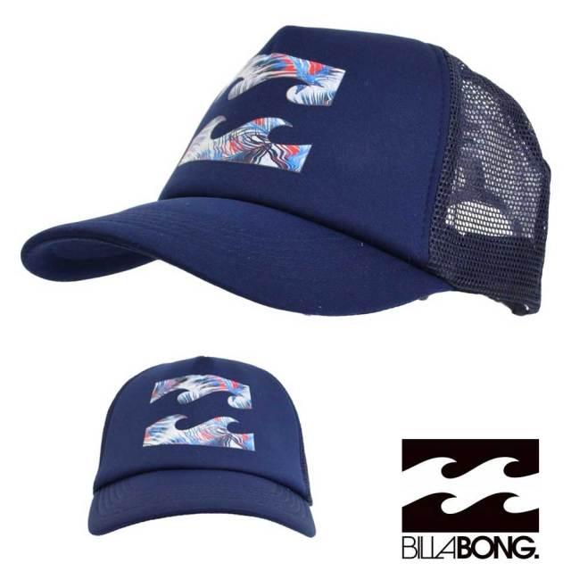 BILLABONG ビラボン メッシュキャップ AG011-950/帽子 スポーツ トラッカー サーフィン カジュアル