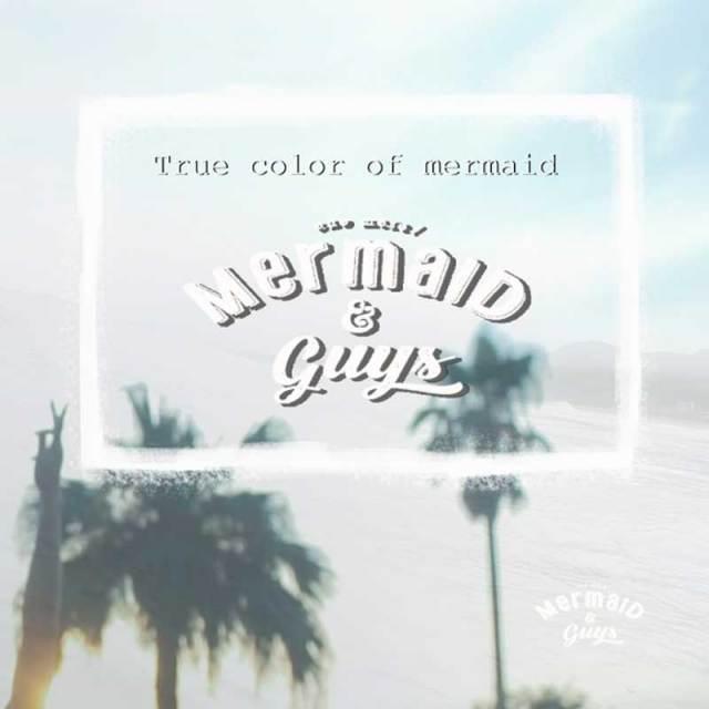 True Color of mermaid  マーメイドの素顔/サーフィンDVD