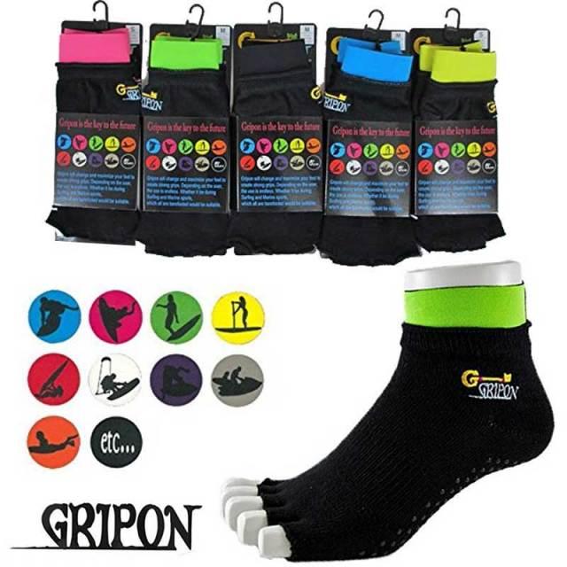 GRIPON グリッポン/マリンスポーツ用グリップソックス サーフソックス