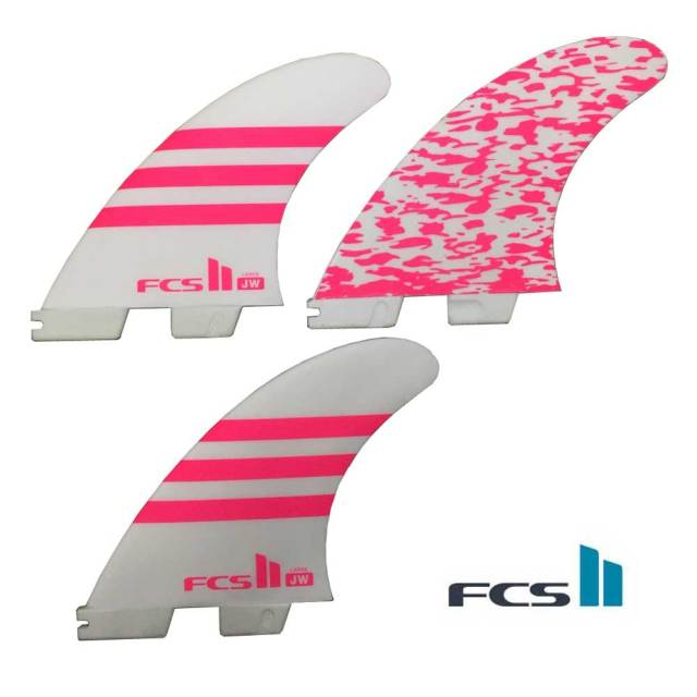 FCS2 フィン JW LTD Paformance Core TRI 限定 LARGE Julian Wilson