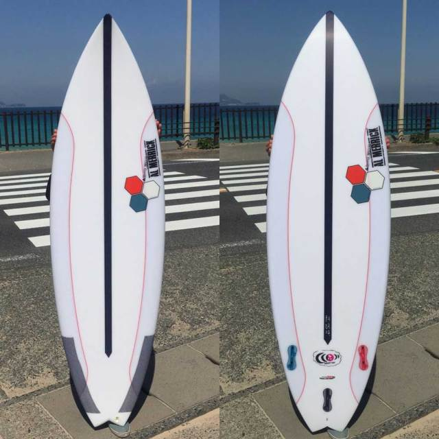 SURFTECH CHANNEL ISLANDS チャネルアイランズ ROCKET  9  5'8