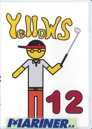 YELLOWS 12 イエローズ~コソ練にはイエローズ~/ボディボードDVD