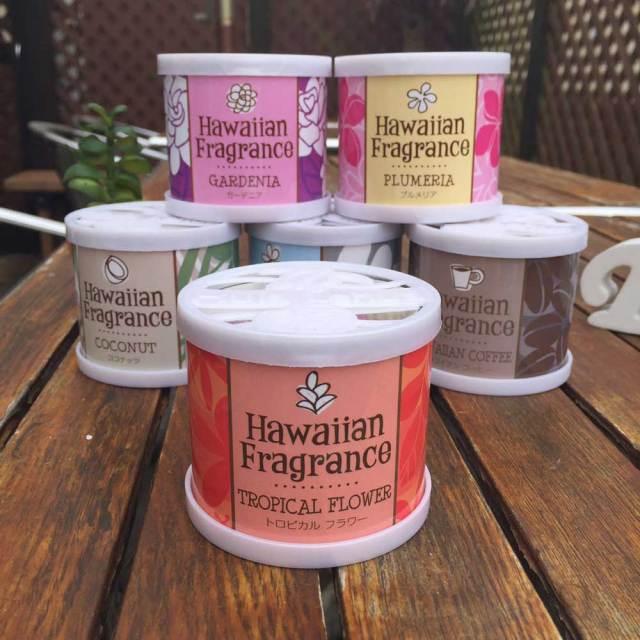 Hula Hawaiiフラハワイ ハワイアンフレグランス缶 /芳香剤 ハワイアン雑貨 インテリア