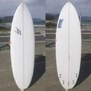 Blue Surfboard ブルーサーフボード ショートボード M−3 5'10/ ショートボード サーフィン