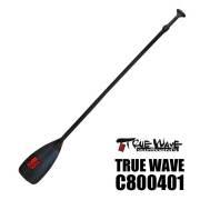 TRUE WAVE アルミアジャスタブルパドル C800401/175cm−220cm SUPアクセサリー
