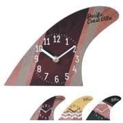 キーストーン P.C.VILLA ボードクロック/サーフボード型時計 ギフト