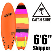 ソフトサーフボード CATCH SURF ODYSEA SKIPPER 6'6 QUAD  SPORTIFORANGE