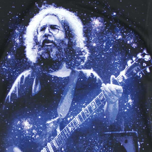 JERRY GARCIA GUITAR T-SHIRTS
