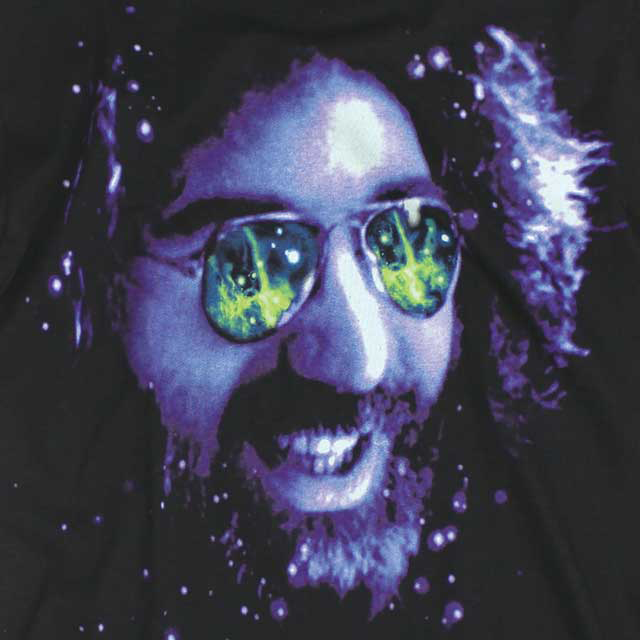 JERRY GARCIA SPACE SHADES T-SHIRTS