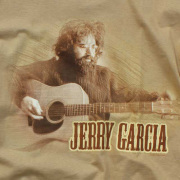 JERRY TUNING GUITAR T-SHIRTS
