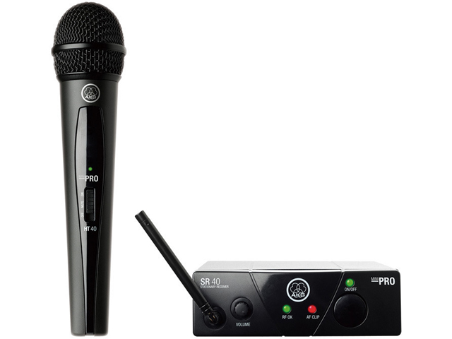 AKG WMS40 PRO MINI VOCAL SET [JP2](新品)【送料無料】