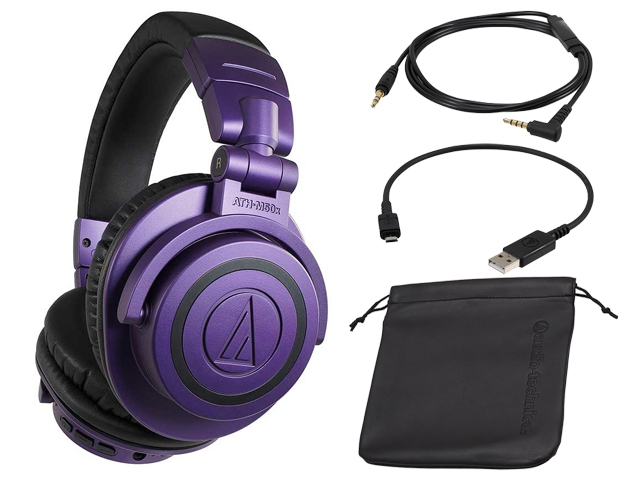 audio-technica ATH-M50xBT PB Bluetooth対応モデル(新品)【送料無料】