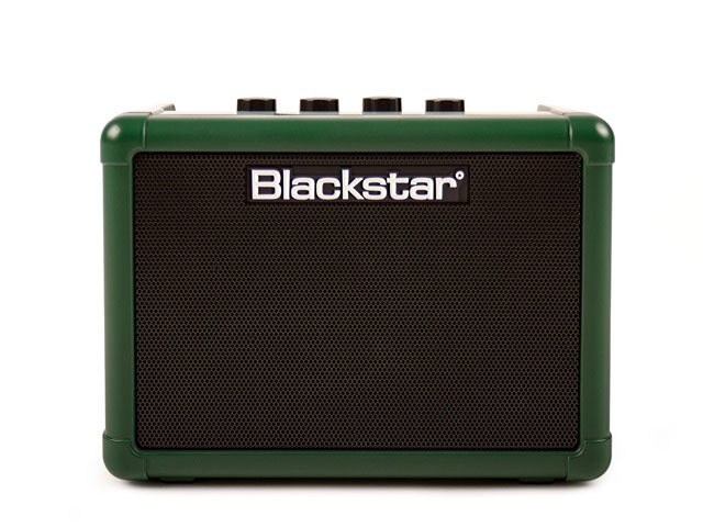 【即納可能】Blackstar FLY3 British Racing Green(新品)【送料無料】