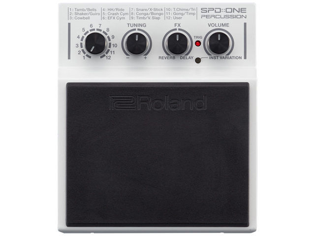 【即納可能】Roland SPD::ONE PERCUSSION [SPD-1P](新品)【送料無料】