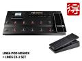 LINE6 POD HD500X + �����ڥ��� EX-1 ���åȡʿ��ʡˡ�����̵����