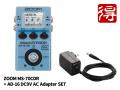 ZOOM MS-70CDR + AC�����ץ��� AD-16 SET�ʿ��ʡˡ�����̵����