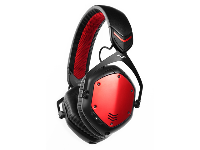 V-MODA Crossfade Wireless Rouge [XFBT-ROUGE](新品)【送料無料】