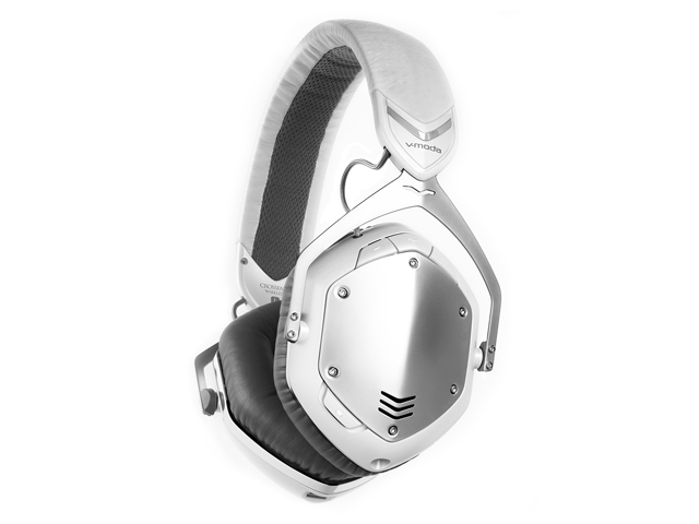 V-MODA Crossfade Wireless White Silver [XFBT-SV](新品)【送料無料】
