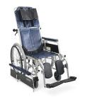 カワムラサイクルリクライング車椅子RR42-N