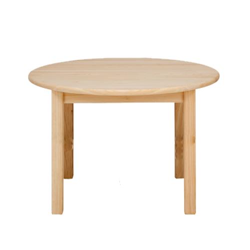 まるいダイニングテーブル[100 ...