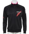 ドライジャージージャケットMQ01 ブラック/ピンク