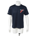 ドライ半袖TシャツMQ01/ネイビー