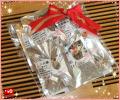 中国茶 【お花の咲く工芸茶 6個セット】プチギフト