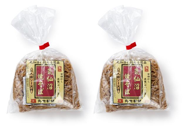 【夏キャンペーン】気仙沼焼そば 4食セット