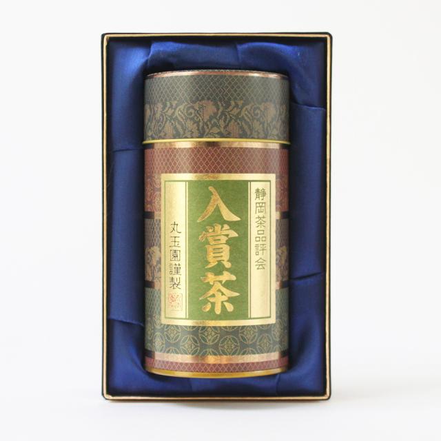 掛川深蒸し茶 品評会入賞茶2号/180g缶入
