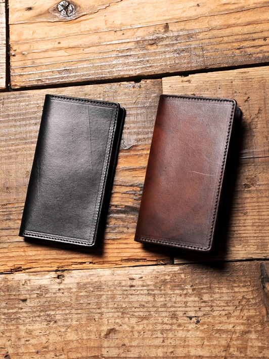 CALEE   「 PLAIN LEATHER SMARTPHONE COVER」 スマートフォンカバー