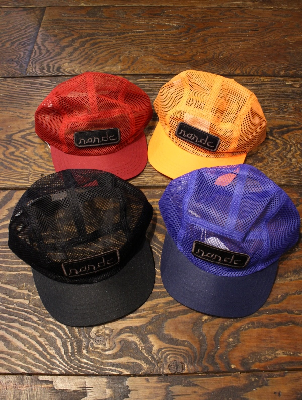 ROUGH AND RUGGED  「DESIGN CAP-03 」 メッシュキャップ