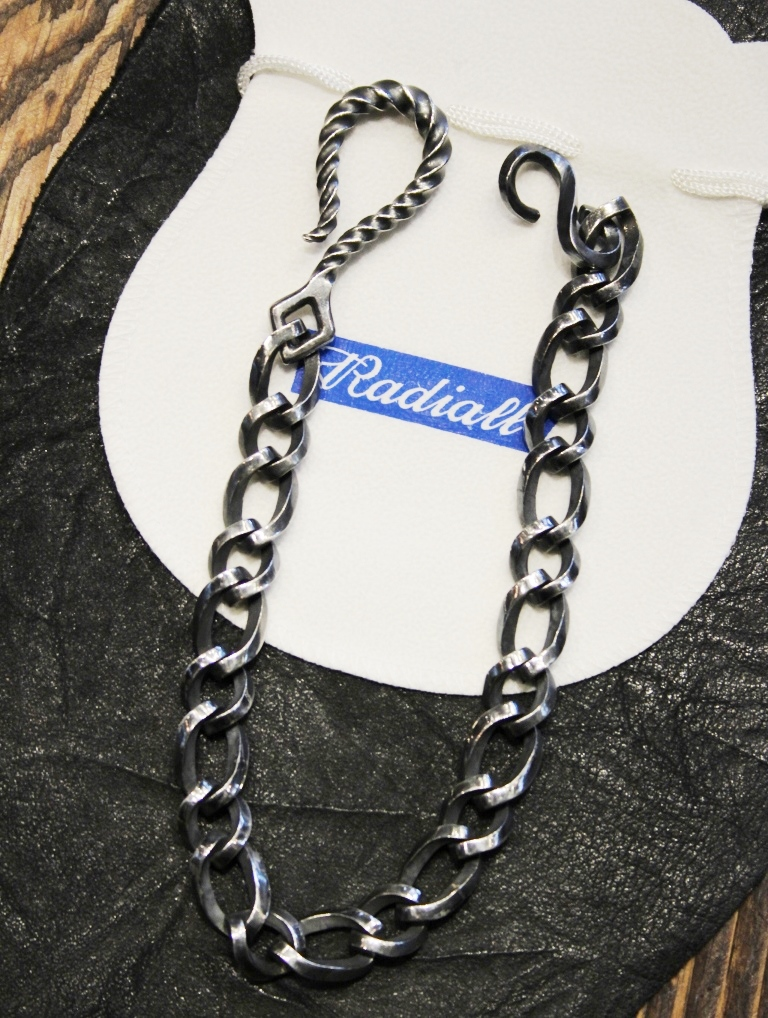 RADIALL  「ANCHOR - WALLET CHAIN 」  SILVER 925製 ウォレットチェーン