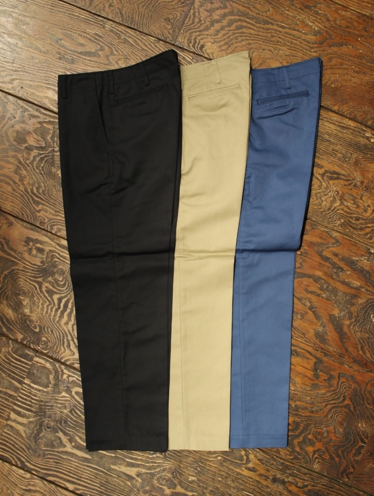 RADIALL    「CVS TROUSERS - WIDE FIT」 トラウザーズ