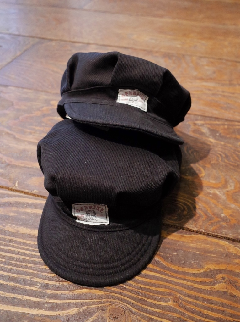 GANGSTERVILLE   「GENUINE SKULL - WORK CAP」   ワークキャップ