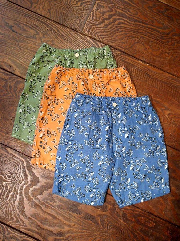 RADIALL  「HUMMING BIRD SHORTS」 アロハショーツ