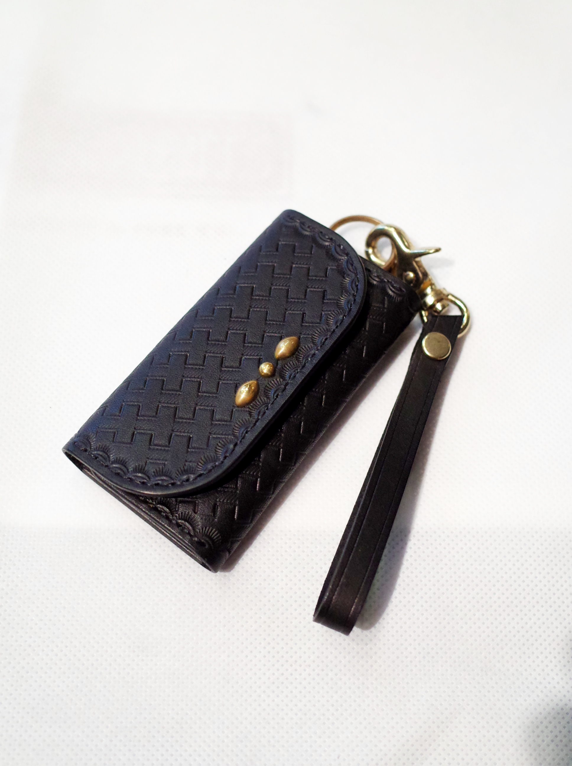 DEXTER  「Leather Key Case」  レザーキーケース
